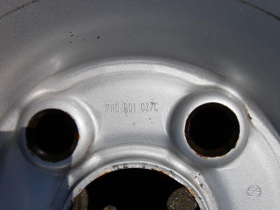Jante Tabla Mercedes Vito/Opel Vivaro/VW T5/Renault Trafic Bucuresti - imagine 4