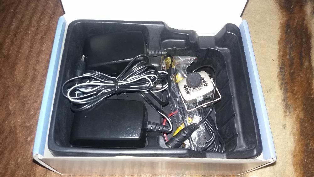 Kit : Camera video cu emisie si receptor - model 2