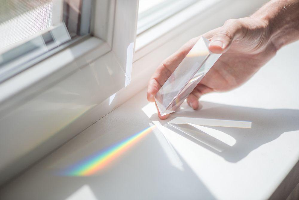 Стъклена призма