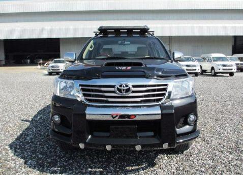 Toyota Hi-Lux Vigo
