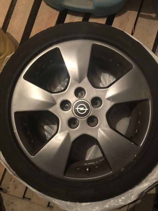 "Jante 17"" Opel Astra G/H/Bertone/Vectra/OPC 5x110"