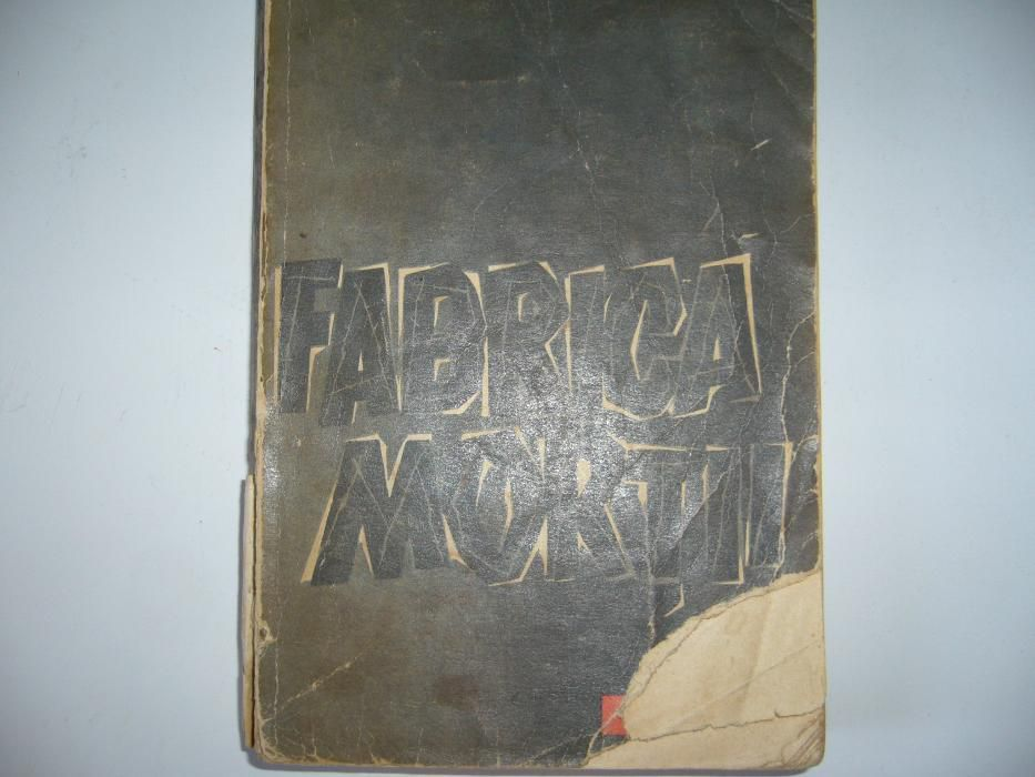 Carte document FABRICA MORTII