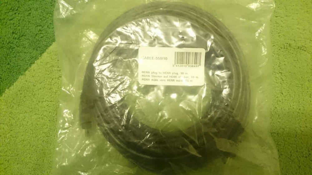 Cablu HDMI CEC 1.4 10 Metri