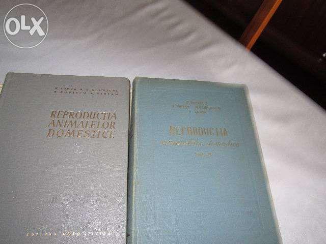 Reproductia animalelor domestice, vol. I si II