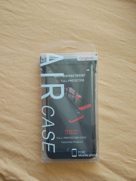 360' кейс + стъклен протектор Huawei Y6