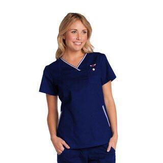 Брендовый медицинский , хирургический костюм Koi