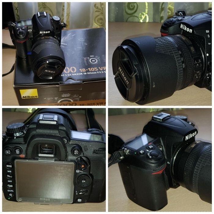 Nikon D7000, lentes 50mm, e 55-300mm, 350.000kz Viana - imagem 8