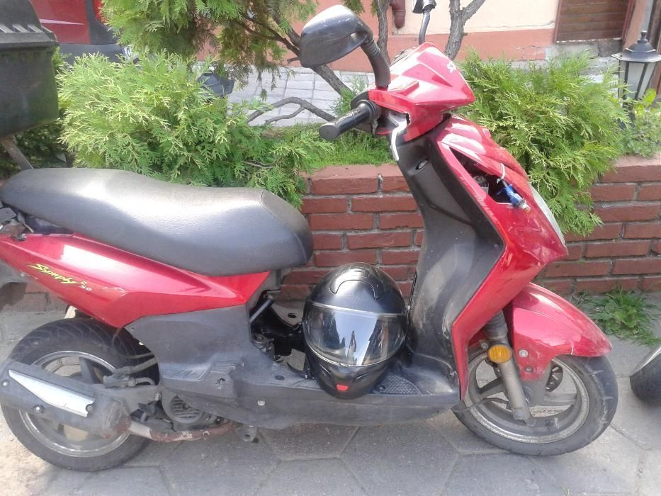 Piese Scuter Sym Symply 50 cmc 4 timpi 2008