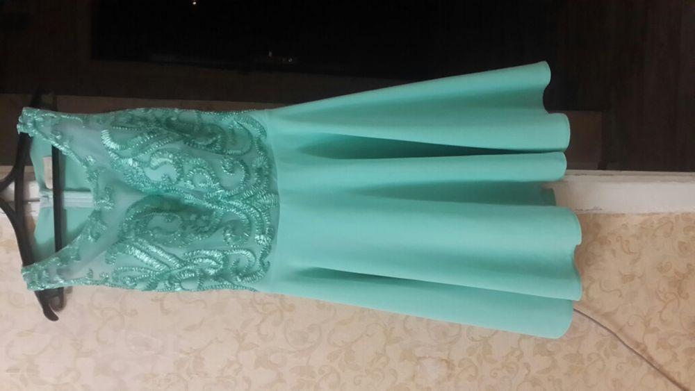 Платье новый 1 раз только одевала на свадьбу, покупала за 50 тысяч