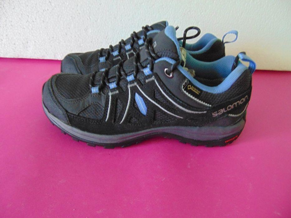 Salomon Gore-tex номер 37 Оригинални дамски обувки