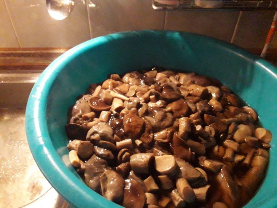 Грибы замороженнын для супов картошки