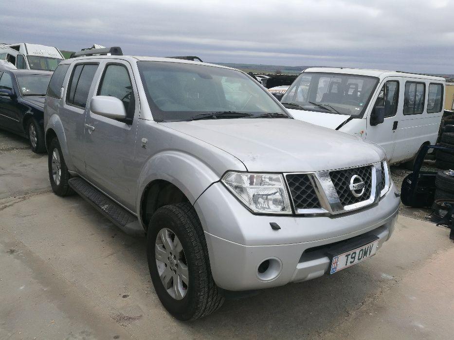 Продавам Нисан Патфайндар Nissan Pathfinder 4.0i на части