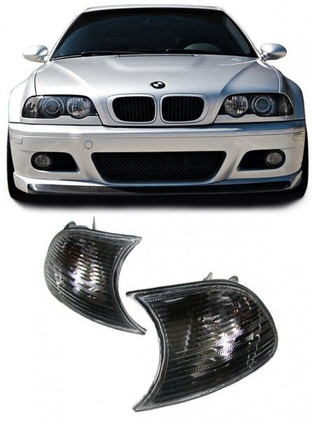 Semnalizari fumurii BMW 3ar E46 Coupe + Cabrio 98-01