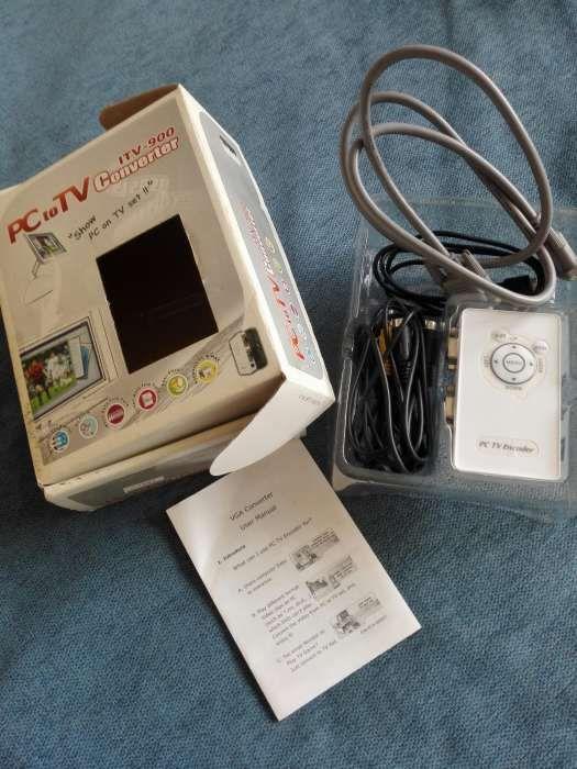 PC to TV Converter - ITV 900