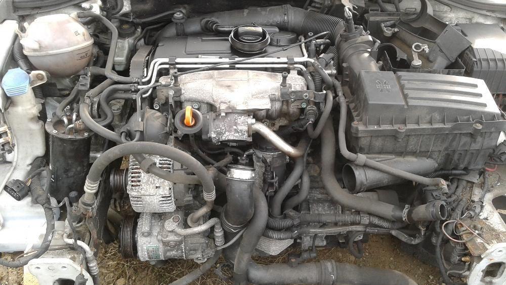 Electromotor/Demaror VW Passat B6, Touran, Golf 5 - 2.0 TDI
