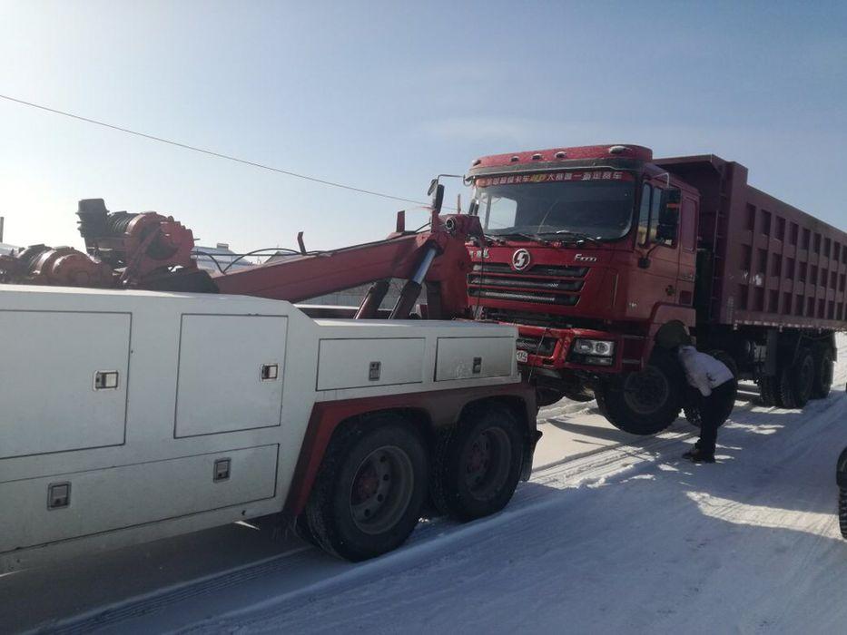 Эвакуатор крупногабаритных и грузовых автомобилей.