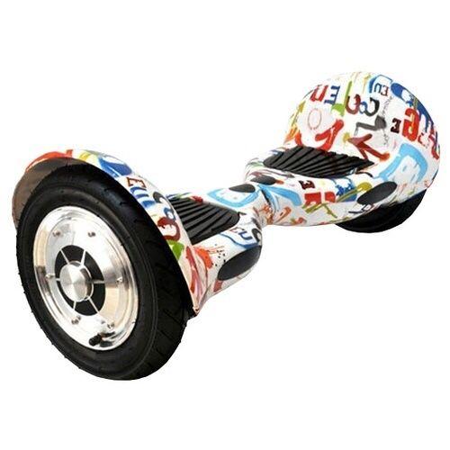 """Гироскутер, сигвей 10"""" колеса надувные варианты обмена только на PS4"""
