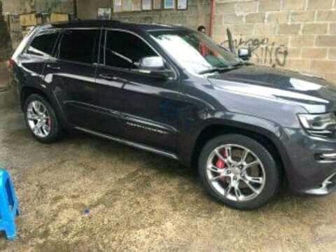 Jeep Grand Cherokee Ultimo modelo semi nova Preço 28.500.000 kz negoci