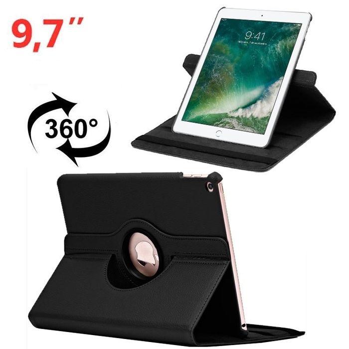 """Capa lether giratória com stand para iPad Pro 9.7"""""""
