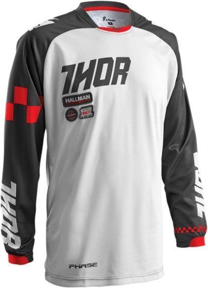 Кросова тениска Thor S6 Phase Ramble Нова!