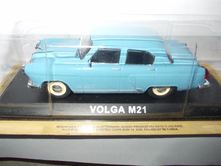 Macheta DeAgostini de Romania - Volga M 21 -