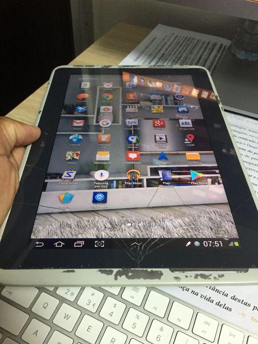 Tablet samsung no estado que esta
