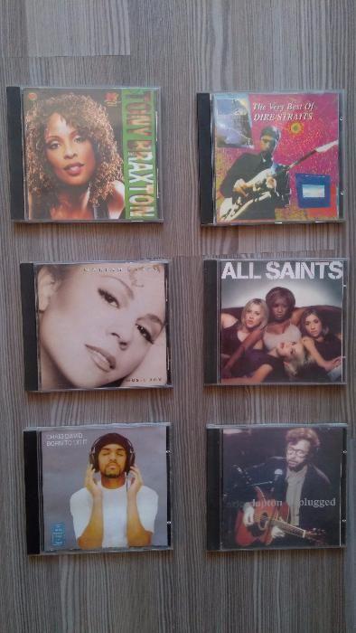 Vand CD-uri audio - pret 10 lei/buc toate sau 15 lei/buc individual