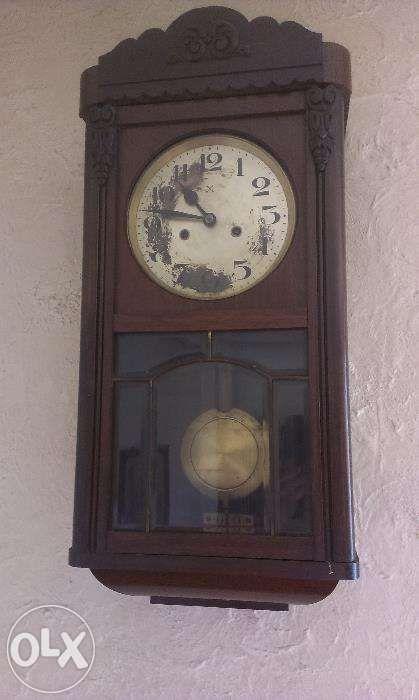 Pendula Hamburg/Ceas de perete cu pendul