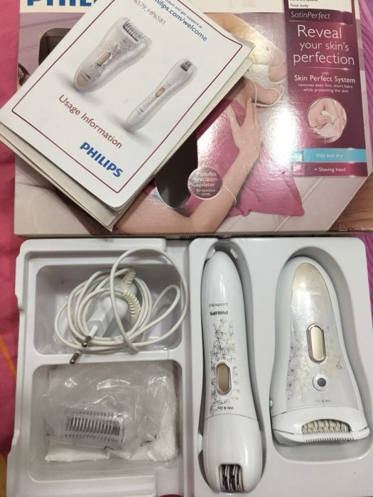Epilator PHILIPS 6581