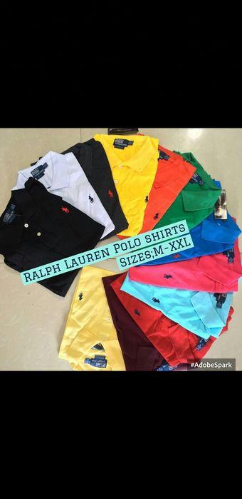 Camisetas da Polo