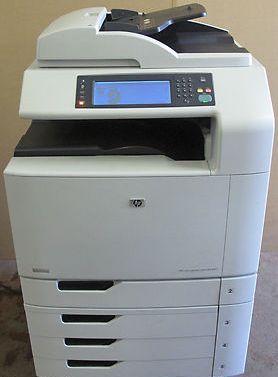 HP Color Laser Jet MC 6040f MFP