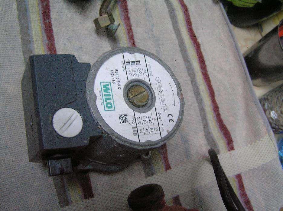 pompe centrale termice Wilo,Grundfos,etc