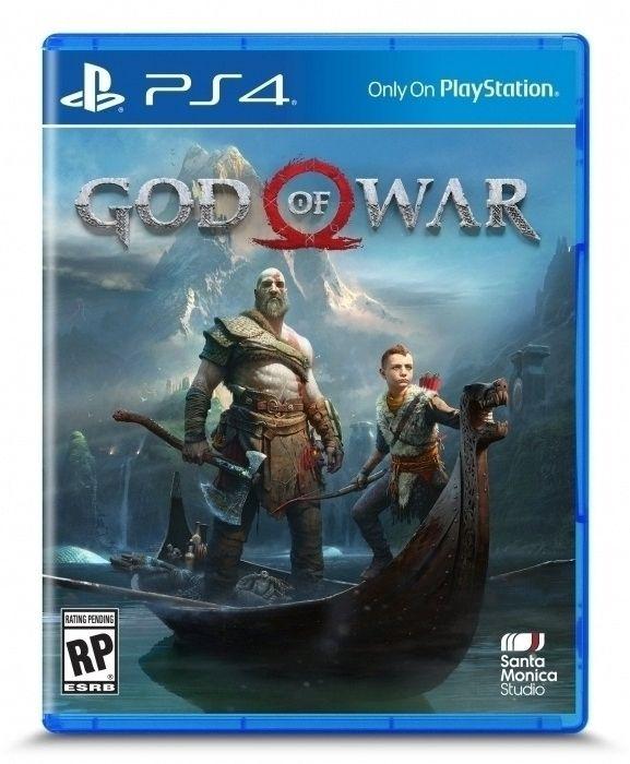 God of War 2018 [PS4] + возможен ОБМЕН \ магазин GAMEtop