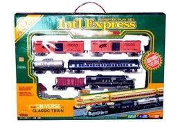 Железная дорога локомотив и вагоны