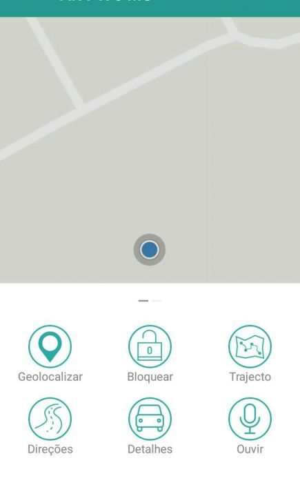 Serviço de localização de viaturas Alltrack