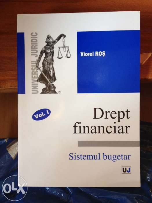 Manual de drept financiar
