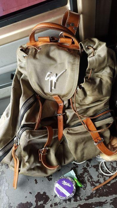 Vendo ou troco a minha mochila da Zanotti