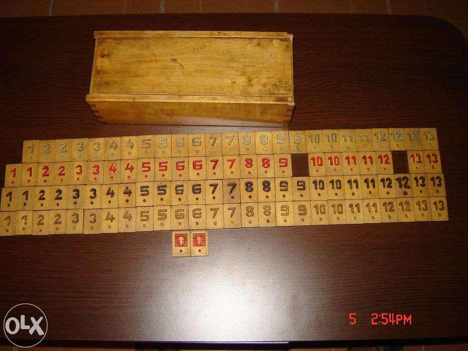 joc de remy din lemn
