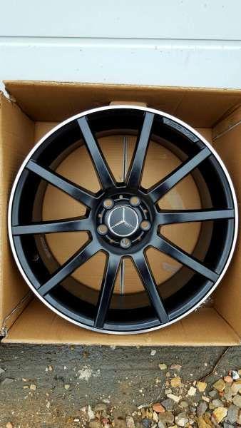 Mercedes 19 цола AMG джанти - 8.5 / 9.5