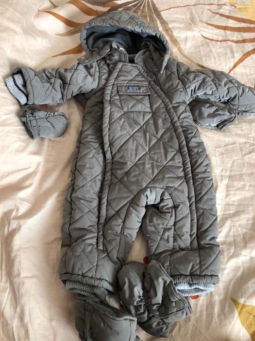 Chicco бебешки космонавт-грейка;перфектен;68см-9месеца;цена-75лв