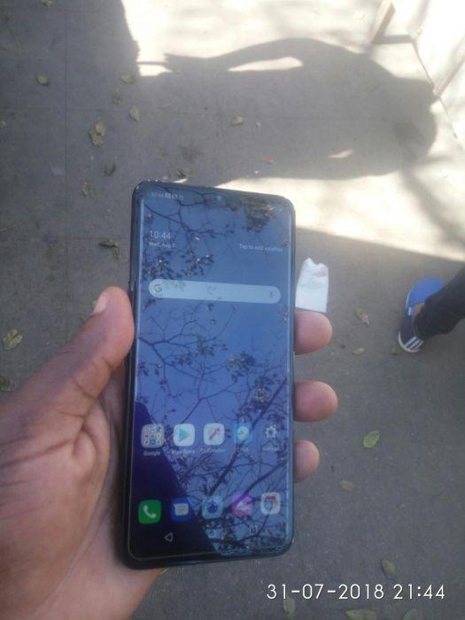 LG G7 128gb 6gb ram