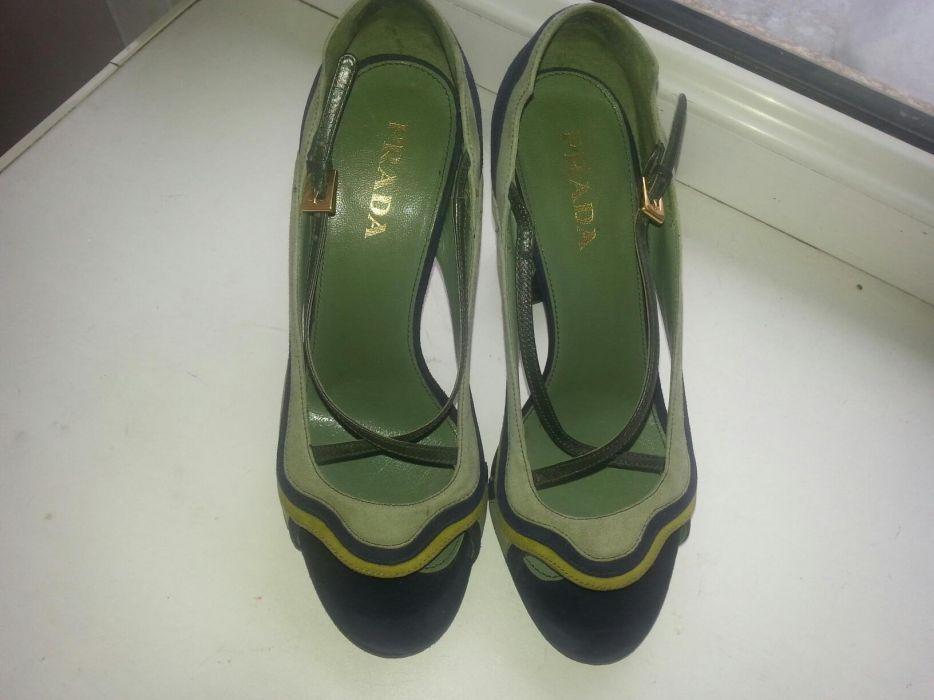 """Стильные туфли """" prada"""""""