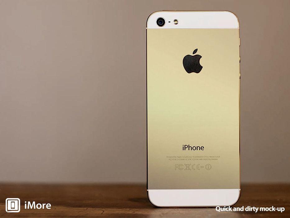 Gold#iPhone 5s 64GB