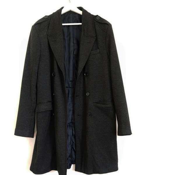 Мъжко палто Зара