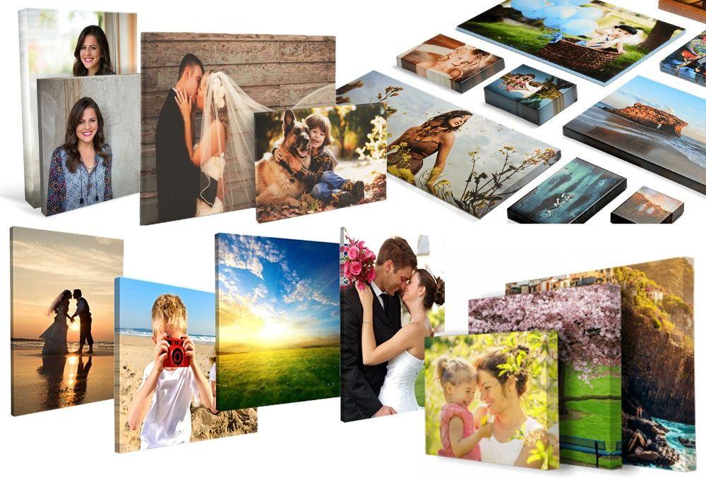 Tablouri canvas personalizate - Tablou cu fotografiile tale preferate