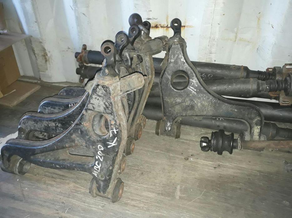 Рычаги нижние и многое другое для мерседес 202 и 210 кузов