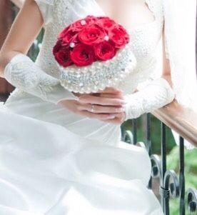Продам каркас для свадебного букета