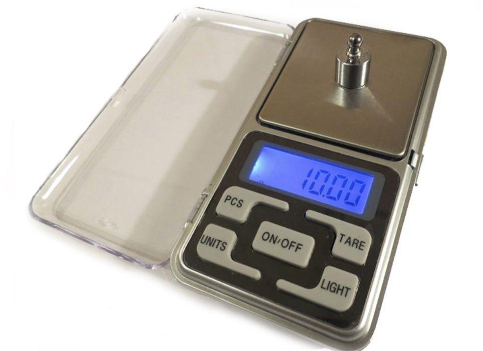 ювелирные весы карманные