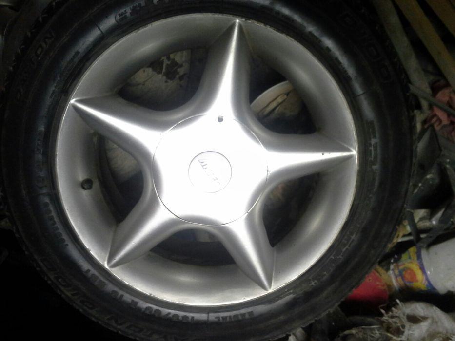 Джанти 15 с гуми