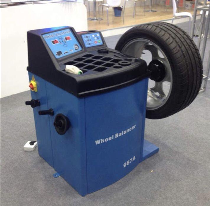 Máquina de Balanceamento de Rodas/ pneus